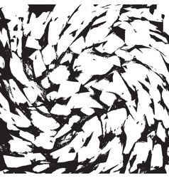 Grunge Spot vector image vector image