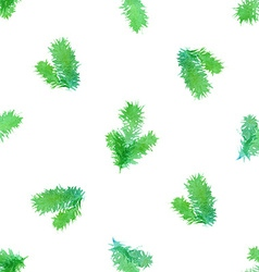 Seamless nature pattern vector