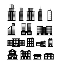 Building vector image