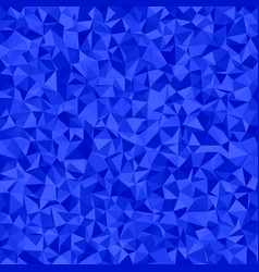 Abstract triangle tiled mosaic pattern background vector