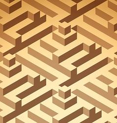 buildings pattern vector image