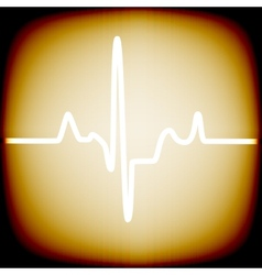 Heart rhythm vector
