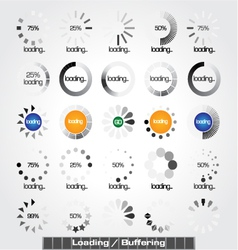 Loading and buffering vector