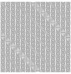 Ornate background vector image