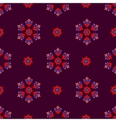 Ethnic pattern seamless ornament vector