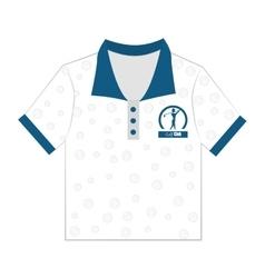 Polo tshirt wear vector