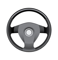 Steering wheel vector