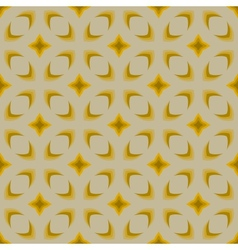 Simple geometric pattern in 1970s style vector