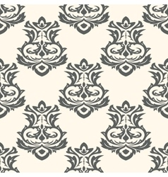 Seamless wallpapers in the style of baroque  can vector