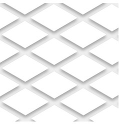 white empty squares cards mockup vector image vector image