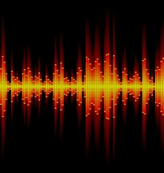 Sound waveform vector