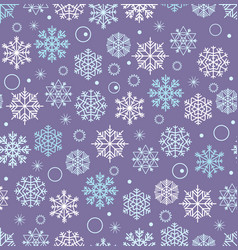 Abstract christmas seamless background design vector