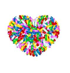 Sprinkles vector