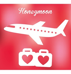 Honeymoon vector