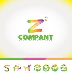 Letter z logo vector