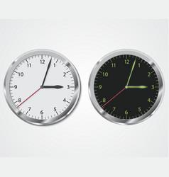 Clock eps10 vector image