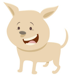 Puppy or dog animal character vector
