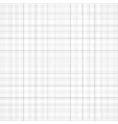 Graph seamless millimeter grid paper vector