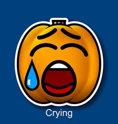 Crying vector