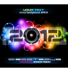 New year celebration vector
