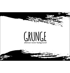 Grunge abstract banner for design background vector image vector image