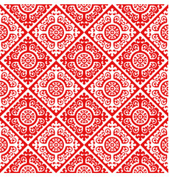 Ulchi ornament vector