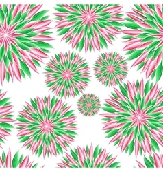Mandala colorful round ornament vector