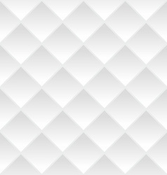 White geometric seamless background vector