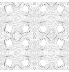 Warped parametric surface shape pattern vector