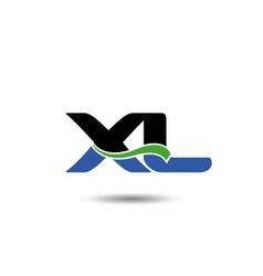 Xl logo vector