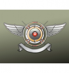 insignia vector image vector image