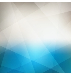 Blurred background with sky and clouds Modern vector image vector image