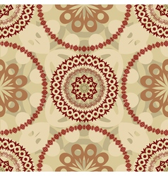 arabesque seamless3 vector image
