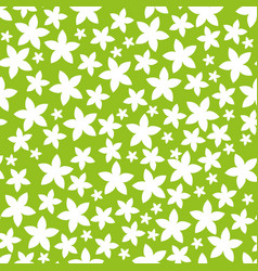background - flowers vector image vector image