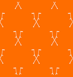 Other crutches pattern seamless vector