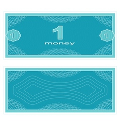 Play money one vector