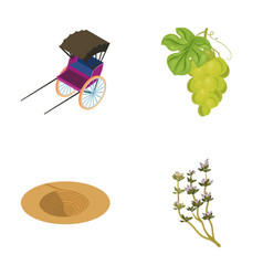 Coal viticulture and other web icon in cartoon vector