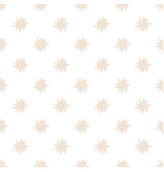 Large puddle of milk pattern vector