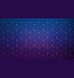Abstract background matrix of vector