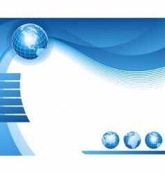 Globes vector