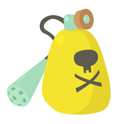 Insecticide device icon cartoon style vector