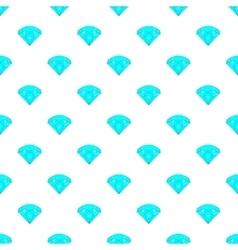 Diamond pattern cartoon style vector