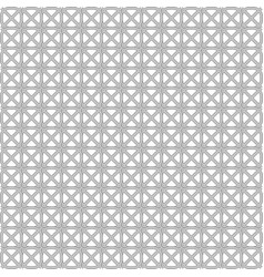 Seamless texture white geometric patterned vector