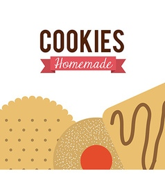 Homemade delights vector