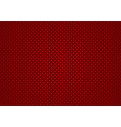 Red Checkered Texture vector image