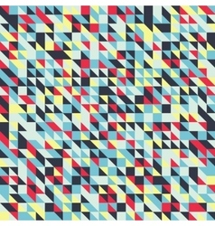 Geometric abstract backgrounds vector