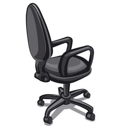 office chaire vector image vector image