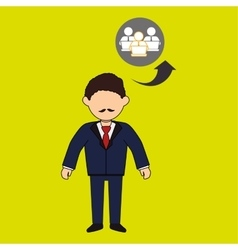Business person design vector