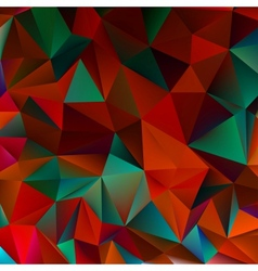 Abstract red and green EPS 10 vector image