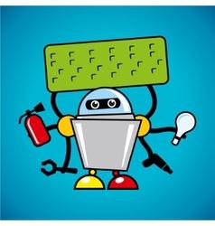 Robot assistant vector